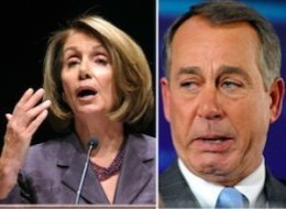 Nancy Pelosi Boehner Crying