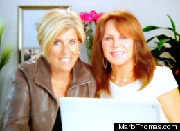 Suze Orman With Marlo Thomas (VIDEO)