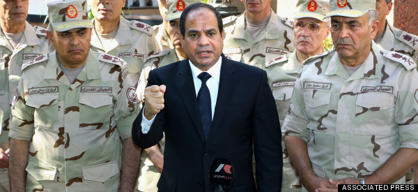 Deadly Attacks On Security Personnel In Egypt Spur Stronger Crackdown On Dissent