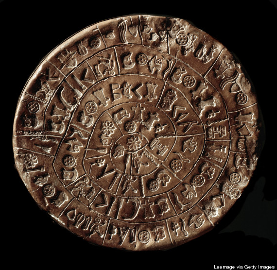"Deciphering the ""Phaistos Disk"" O-PHAISTOS-DISC-570"