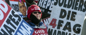 WESTBORO BAPTIST KANSAS GAY MARRIAGE