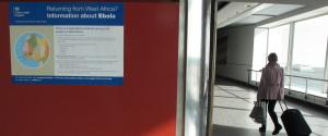 EBOLA AIRPORTS