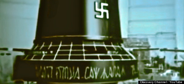 Was Roswell UFO Crash A Secret Nazi Aircraft?