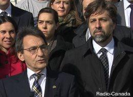 Richard Bergeron quitte Projet Montréal, Luc Ferrandez devient chef intérimaire