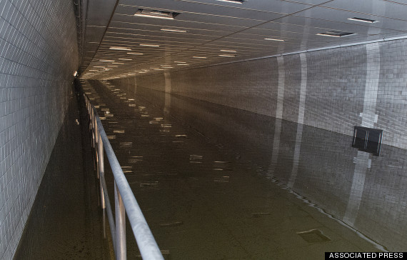 carey tunnel