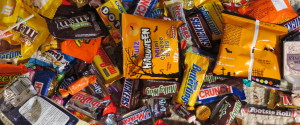 Halloween Candy Sugar