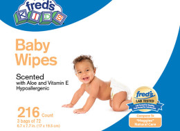 Possible Contamination Leads To Baby Wipes Recall