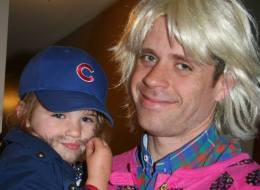 What Happened When My Daughter And I Switched Places For Halloween