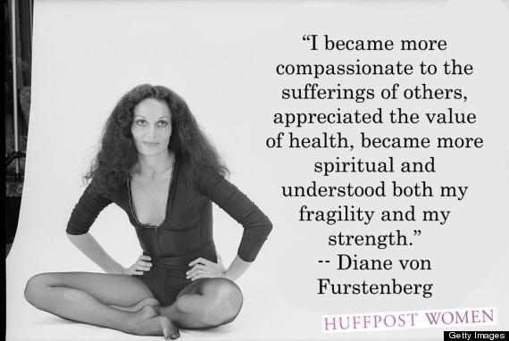 Diane Von Furstenberg Quote: 6 Inspiring Quotes From Diane Von Furstenberg