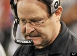 Brad Childress Fired
