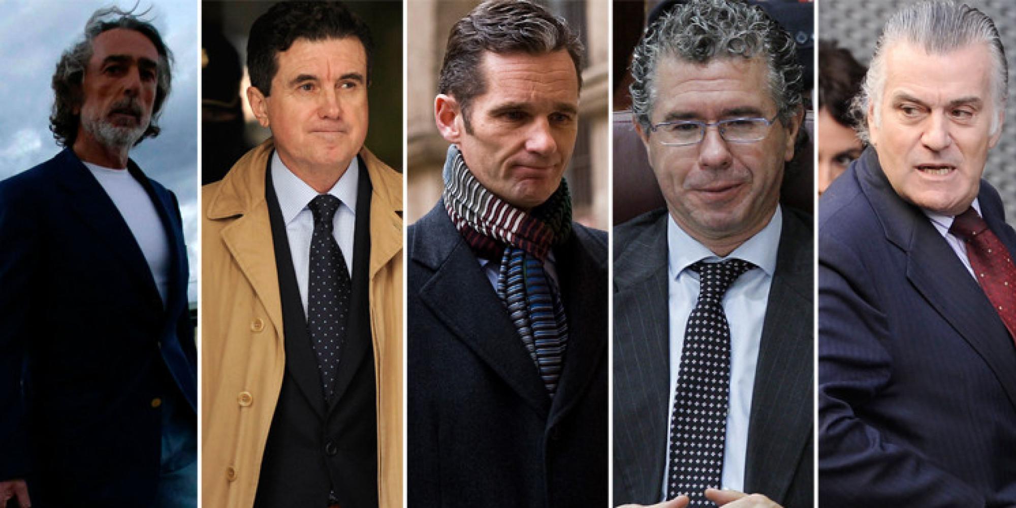 De granados a la 39 g rtel 39 repaso a los ltimos a os de corrupci n en espa a - Casos de corrupcion en espana actuales ...