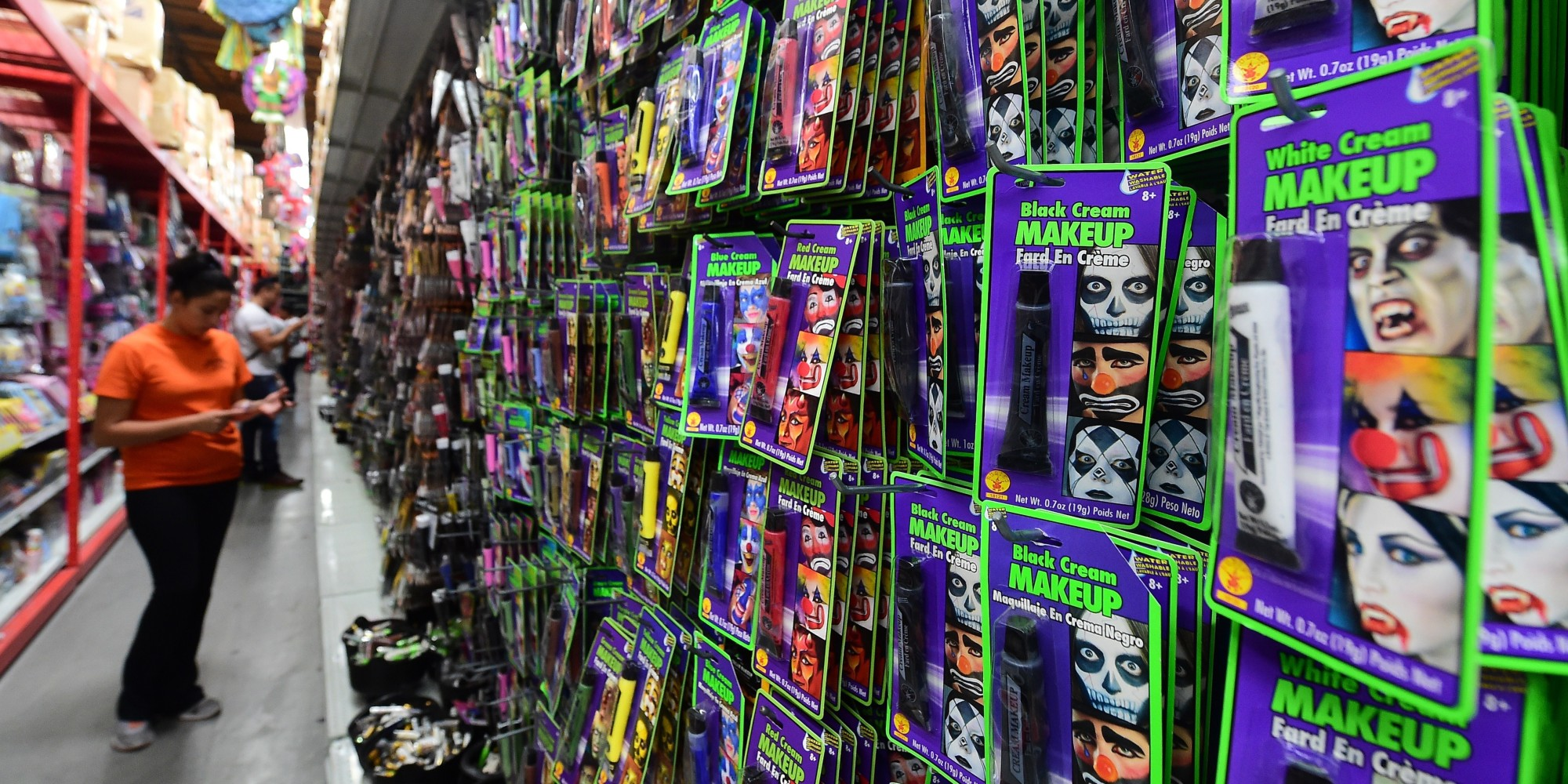 Halloween Makeup Store face makeup The 10 Best Stores To Buy Makeup For Halloween Huffington Post