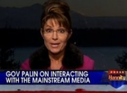 Sarah Palin Katie Couric Interview