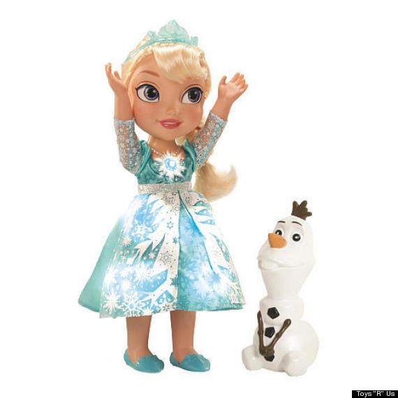 frozen elsa toy