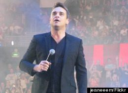 Was Robbie Williams Filming His Wife Giving Birth a Step Too Far?