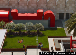 LACMA Awaits $100 Million In Donations Before Continuing Construction