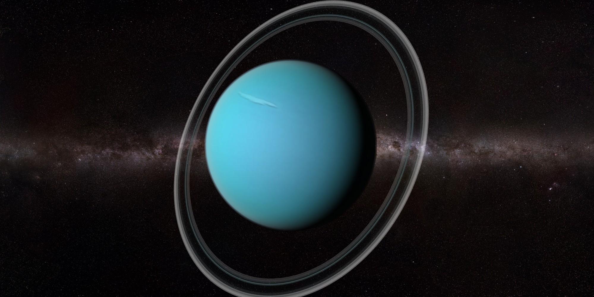 the solar planet uranus moons - photo #24