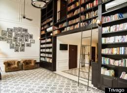 12 somptueuses bibliothèques d'hôtels pour amoureux de littérature - Trivago.Ca