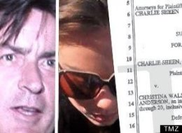 Charlie Sheen Extortion
