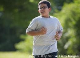 L'exercice physique intense réduit la prise alimentaire: une solution contre l'obésité infantile?