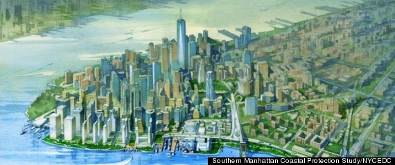 seaport city