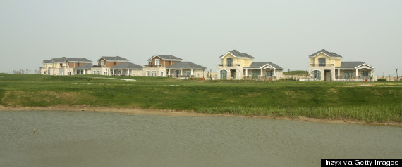 built wetland
