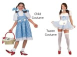 Here's Proof That Tween Girl Halloween Costumes Are Way Too Sexed-Up
