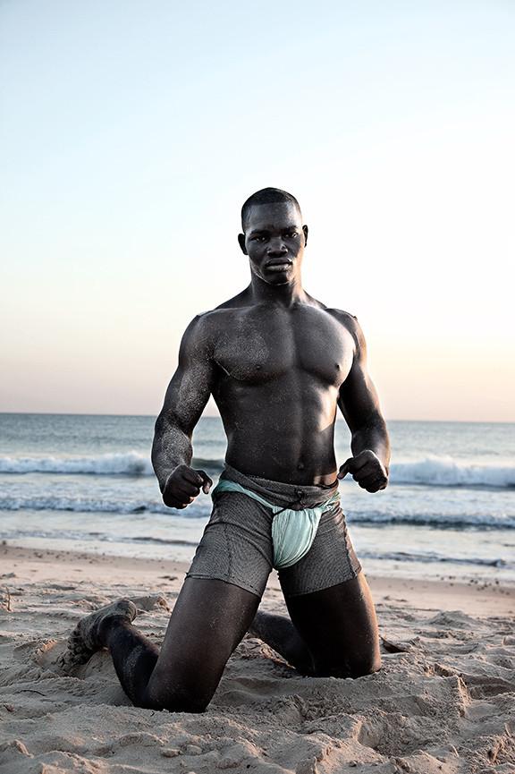 Sexy african boys