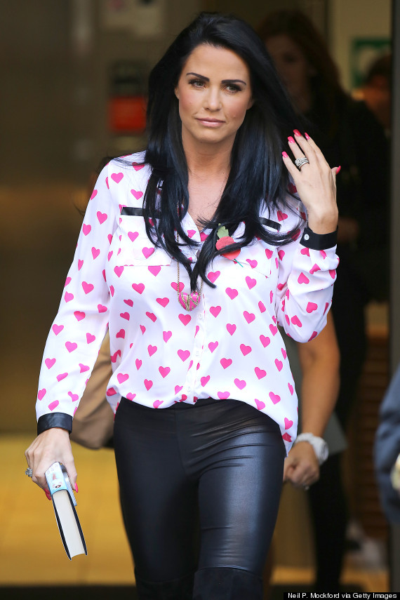 Katie Price Oscar Pistorius Sent Me Twitter Messages During His Trial To Thank Me For My Support