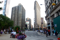 New York | Image: PA