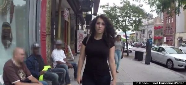 Woman Secretly Films Herself Being Catcalled By Men, She's Now Getting Rape Threats