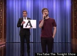 Daniel Radcliffe Is Ridiculously Good At Rapping