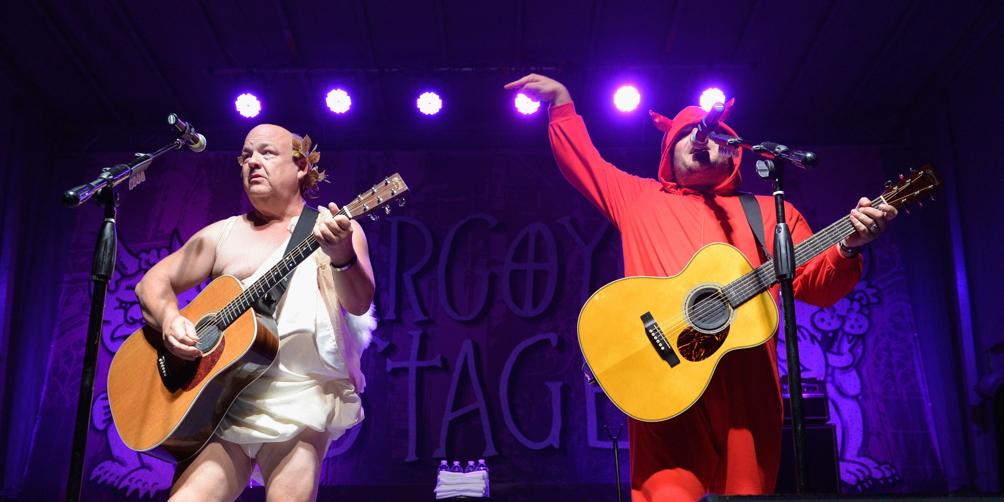Tenacious D's Comedy Festival Reigns Supreme | HuffPost