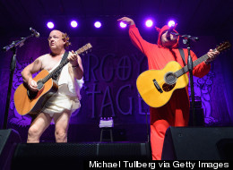 Tenacious D's Comedy Festival Reigns Supreme