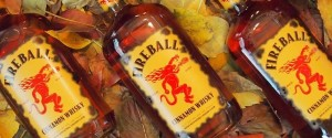 FIREBALL WHISKEY