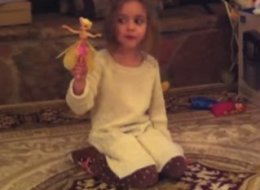 Little Girl's New Flying Fairy Meets Horrible Yet Hilarious End