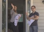 Mom Delivers Twins In Minivan On The Way To The Hospital