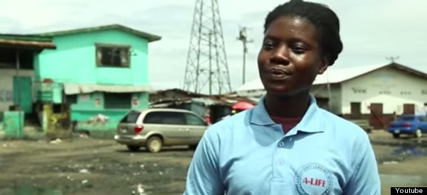 Meet The Awesome Teens <br>Taking Down Ebola