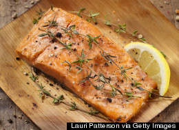 How Fish And Veggies Can Help Adults Live Even Longer