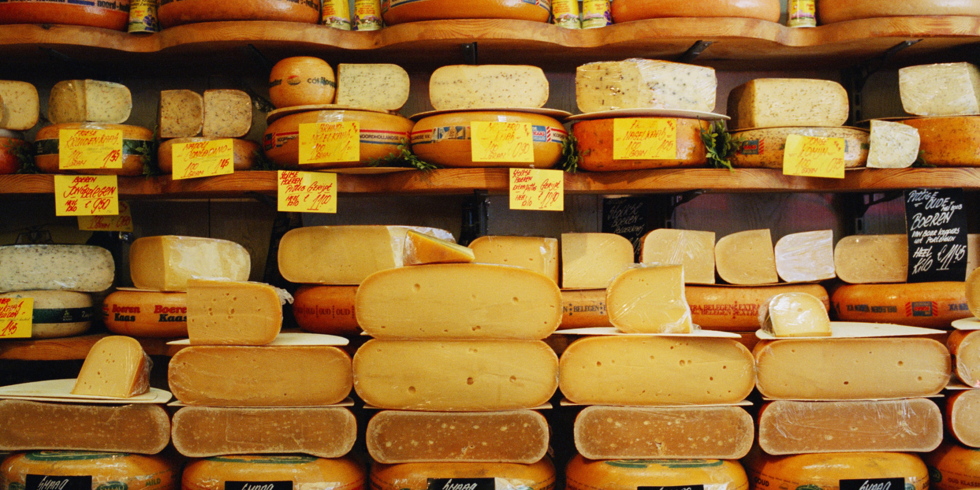 The Best Cheeses for Low-Carb Diets
