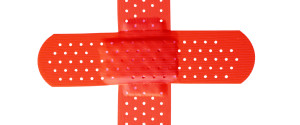 RED CROSS BANDAID