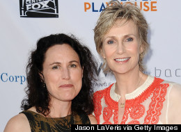 Jane Lynch Is Officially Divorced