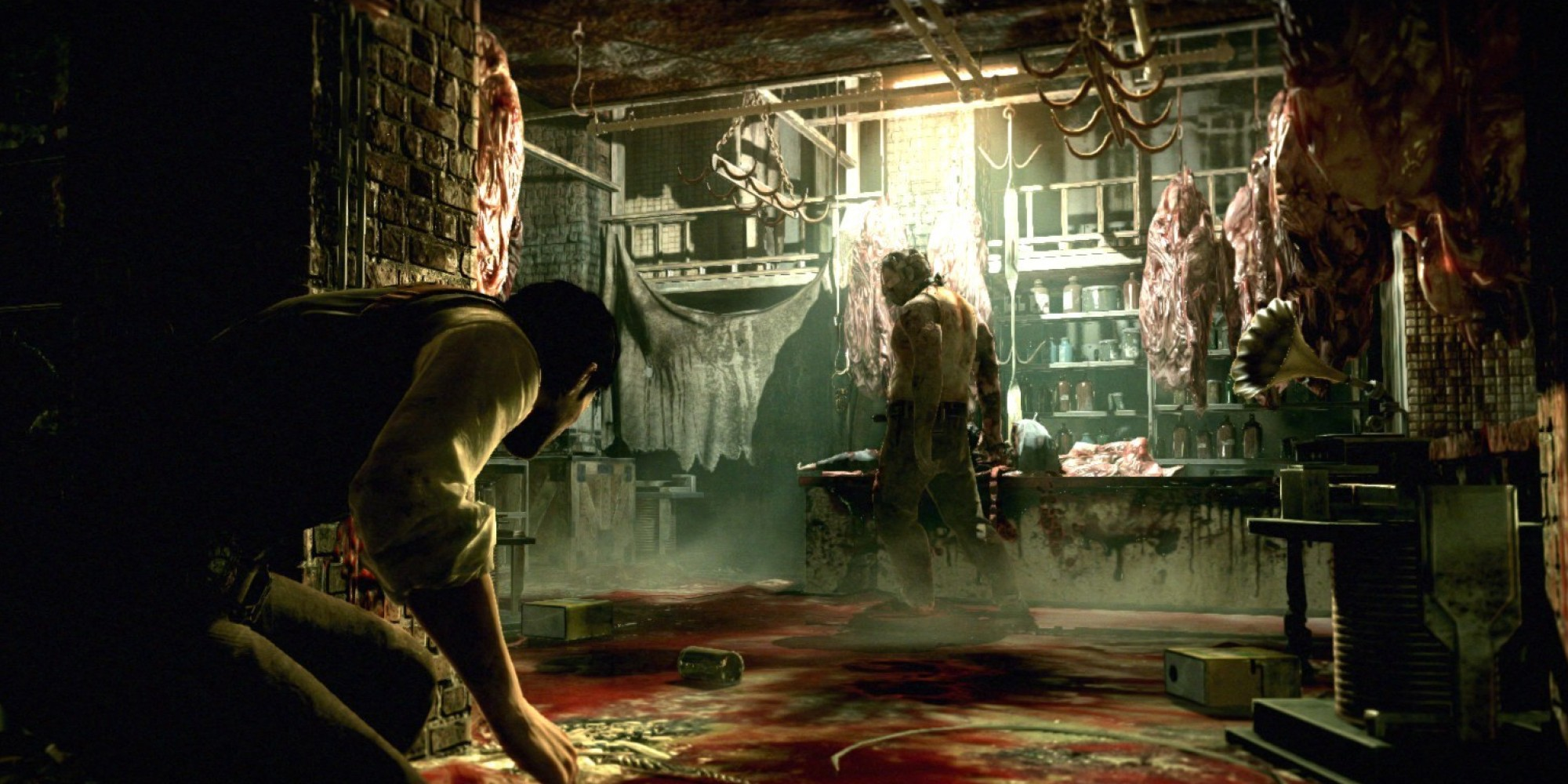 6 Horror Games That Will Make You Vomit If You Don T Pee