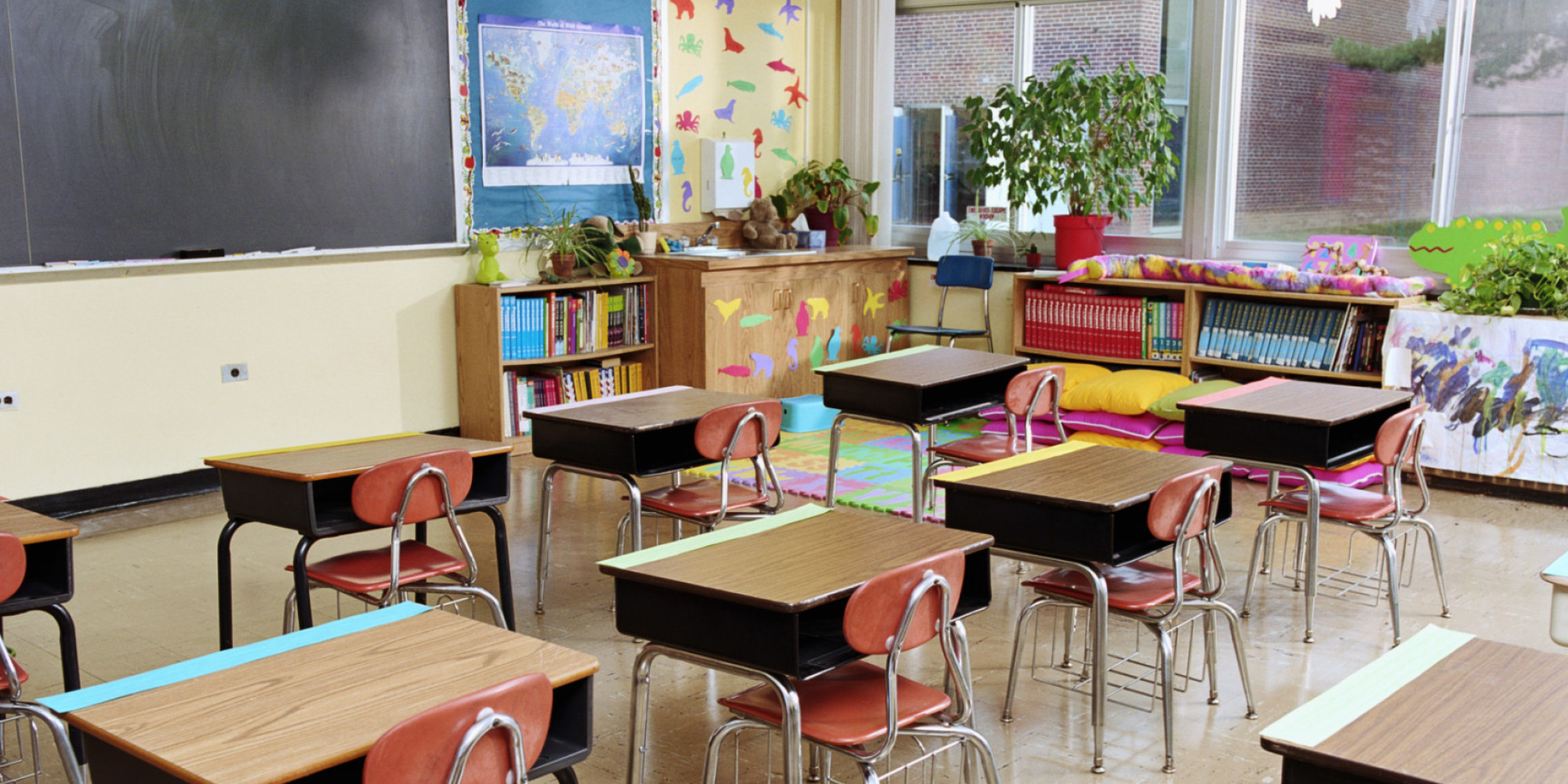 Innovative Science Classroom Design ~ We need innovative ways to fund early childhood education