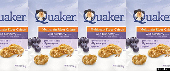 quaker blueberry
