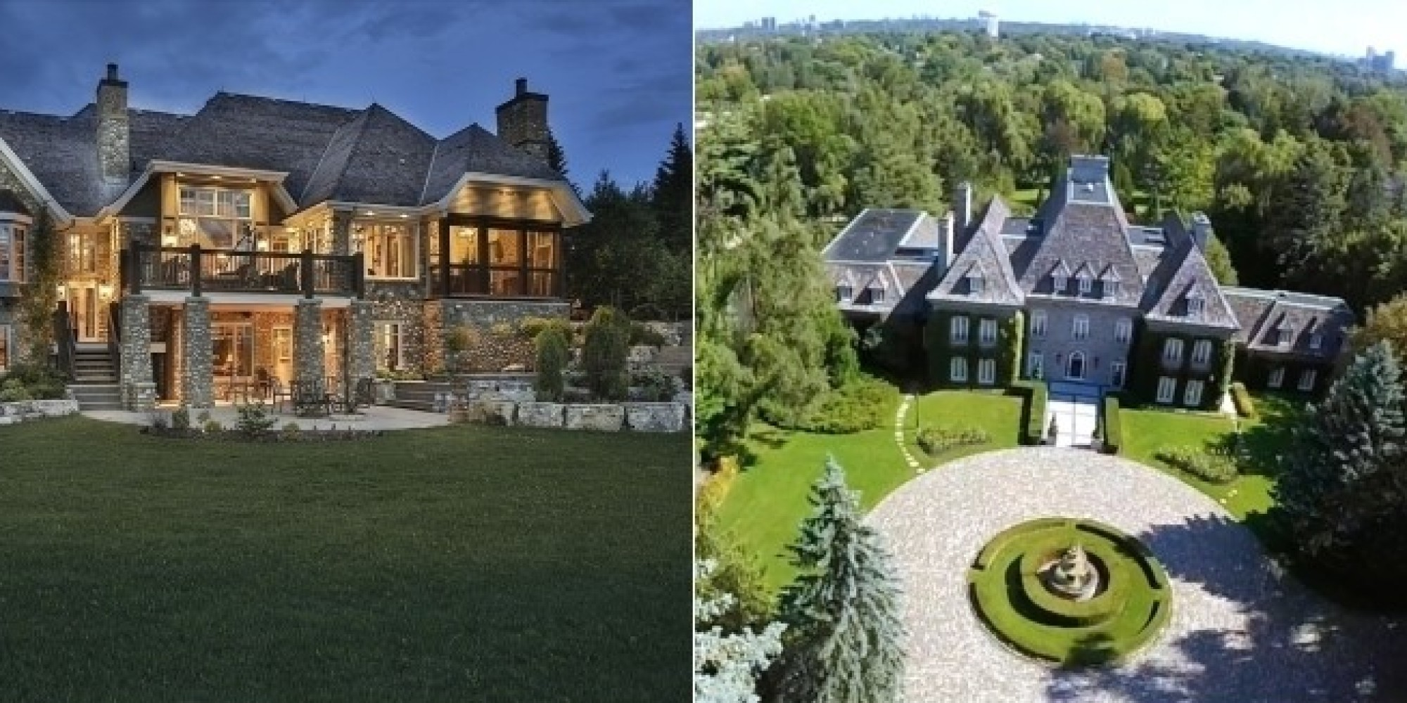 most expensive houses for sale in canada october 2014 edition