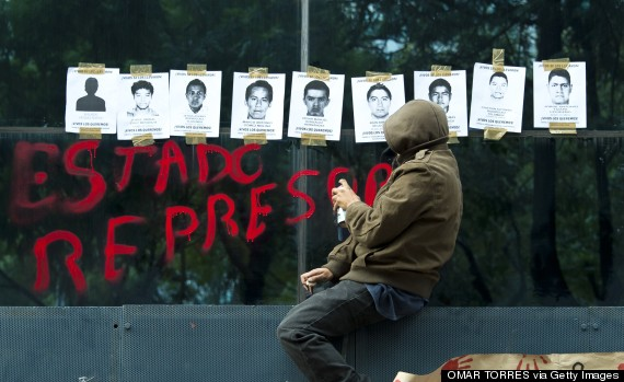 iguala protest