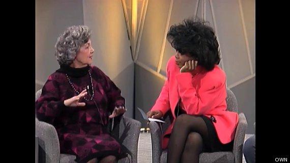own oprah winfre show marie melsh oprah