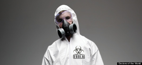 Swap Your Awful Ebola Costume For One That Actually Saves Lives