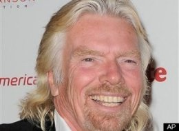 Richard Branson Virgin Ipad